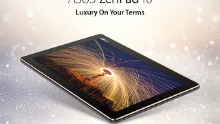 Luxury On Your Terms - ZenPad 10 (Z301ML/MFL) | ASUS