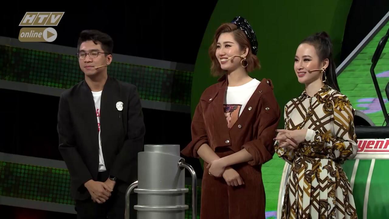 image Angela Phương Trinh, PewPew, Thúy Ngân thi vòng đặc biệt NHANH NHƯ CHỚP | NNC #35 | 8/12/2018