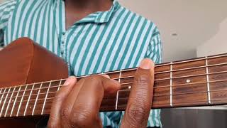 Logba Logba - Olamide | Guitar Tutorial | How To Play Afrobeat Music
