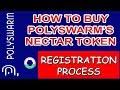 How to register for Nectar Token in Polyswarm's ICO | Polywarm's Nectar Token Registration Tutorial