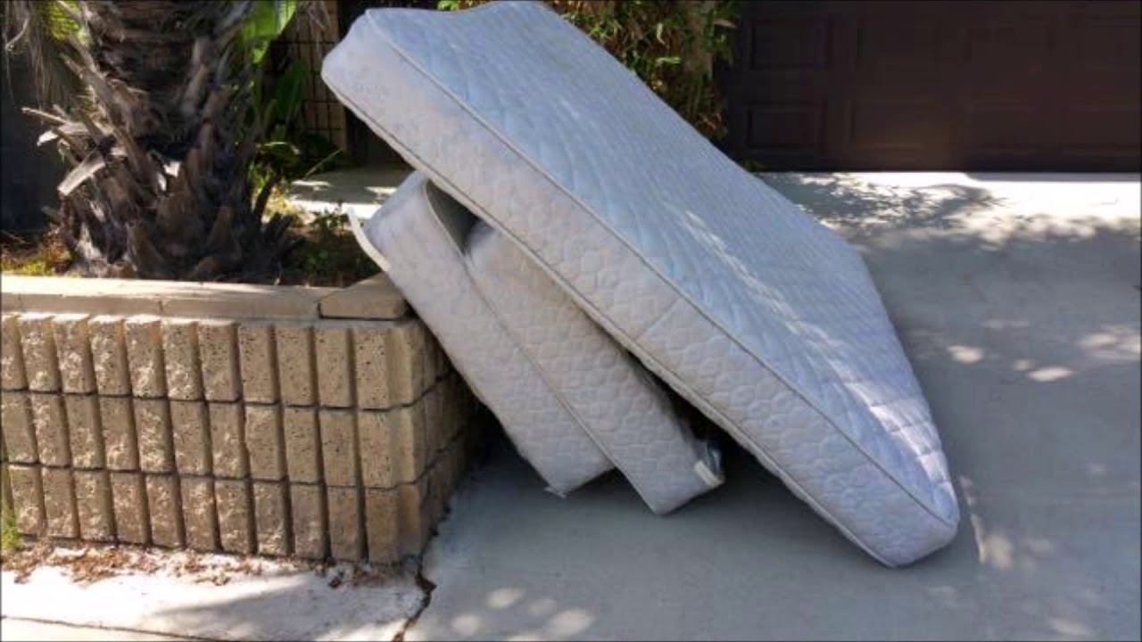 Mattress Disposal I Live In The Albuquerque New Mexico How Can I Dispose Of My Old Mattress Box Spring Couch Cheap Mattress Old Mattress Removal Services