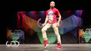 Fik Shun - World of Dance Las Vegas 2014(World of Dance Las Vegas 2014 (20.12.2014) Stage One Du-Shaunt Stegall aka Fik Shun (Winner of
