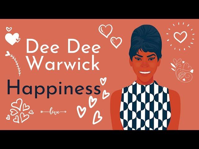 Dee Dee Warwick - Happiness (1965) / Soul RnB Music 60s / deedeewarwick.com
