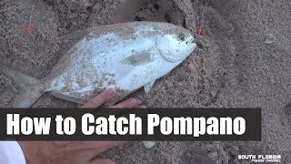How to Catch Pompano | Catch and Cook