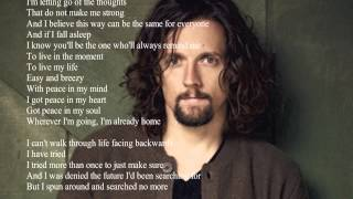 Jason Mraz - Living In The Moment (Lyrics)