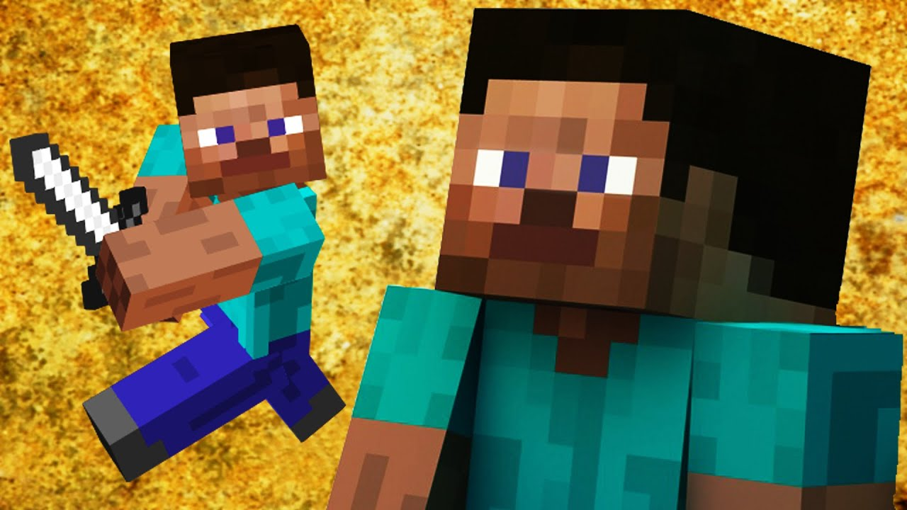 Minecraft Animation Wallpaper Steve Minecraft The Story You Never Knew Youtube