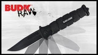 Black Legion Folding Hunter Pocket Knife - $9.99