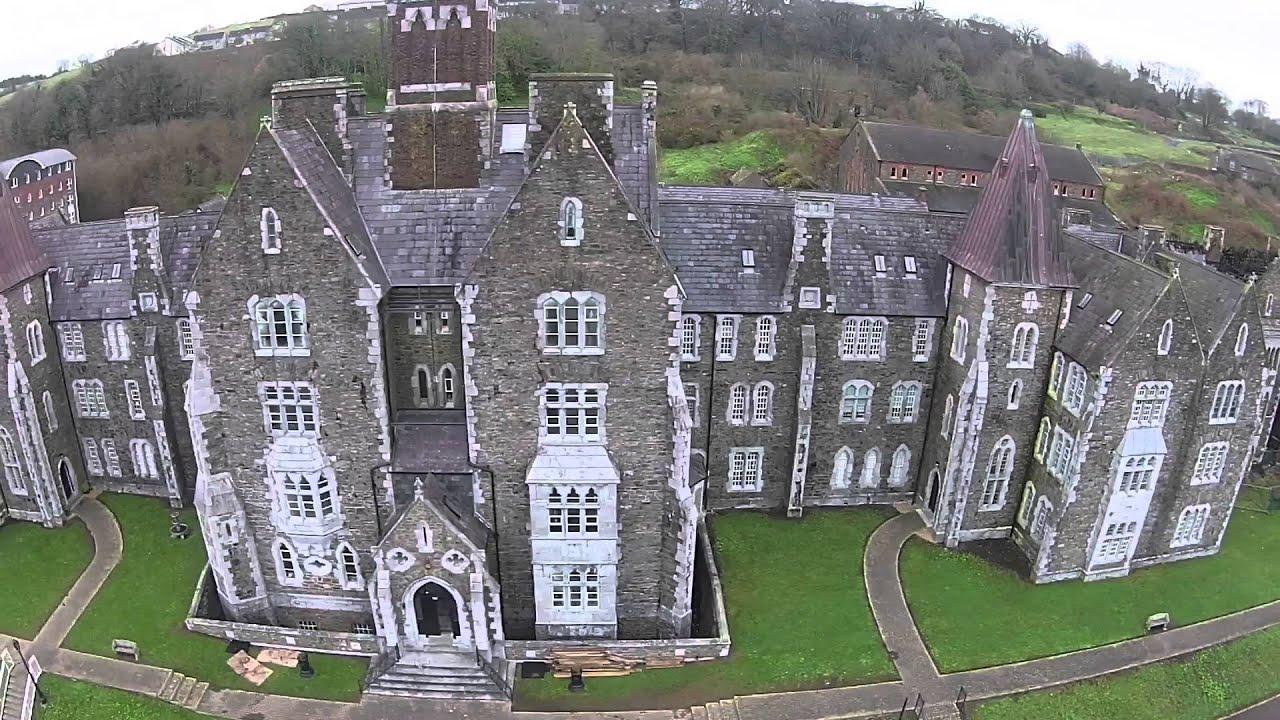 our ladys asylum cork drone footage