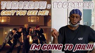 Baixar TXT - Can't You See Me? MV REACTION: HUENINGKAI GON' GET ME ARRESTED!!! 👶🏻🚨😫💀