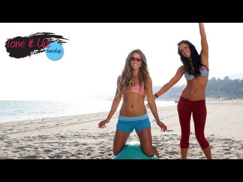 Fourth of July Bikini Workout | Tone It Up Tuesday