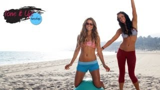 Fourth of July Bikini Workout | Tone It Up Tuesday