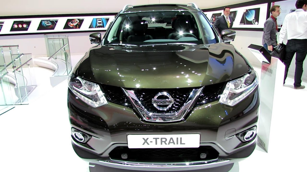2015 Nissan X-Trail Diesel - Exterior and Interior ...
