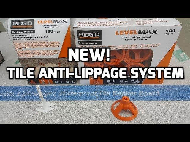 ridgid level max tile anti lipage