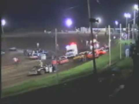 Race Track Crash 1996