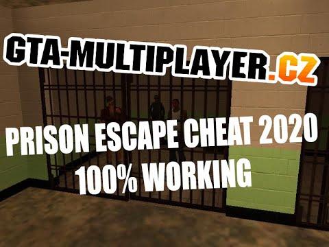 PRISON ESCAPE CHEAT 100% WORKING