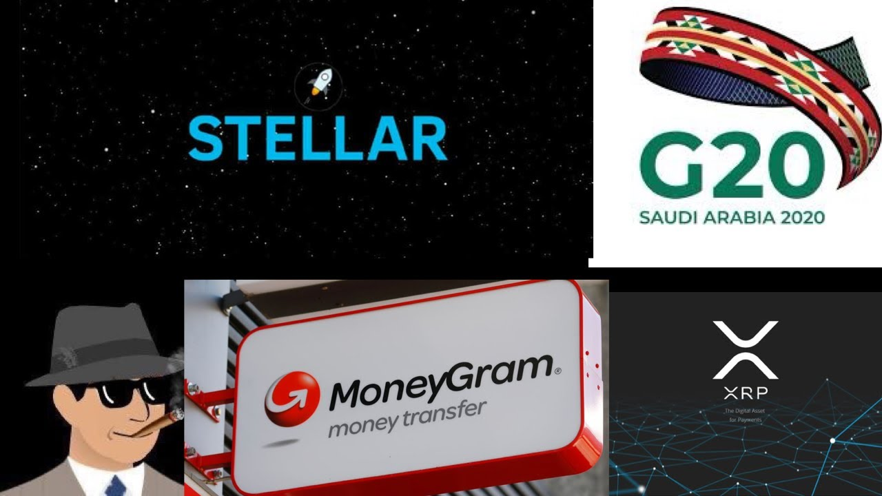 Moneygram Surges, G20 to use Digital Assets(Oct), Stellar, Vechain, XRP News & NO boats available!