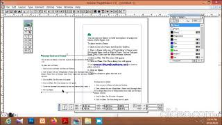 Download #AdobePageMaker #2nd chapter#12th standard   Computer Application
