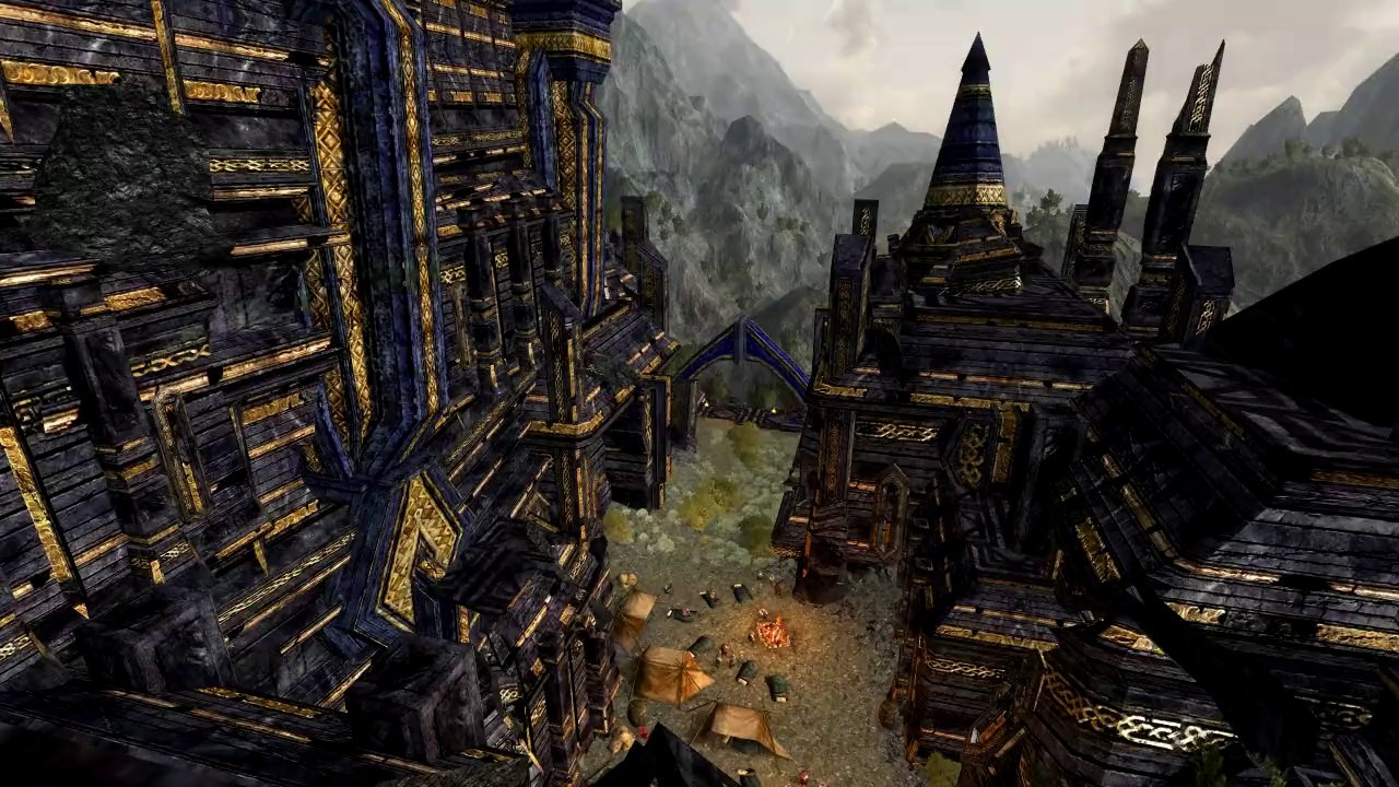 Lotro Fall Festival 2020.Lotro Update 23 Where Dragons Dwell Soundtrack 11