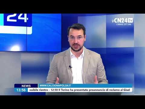 🔴 CN24 Live - Sassuolo-Napoli banco di prova: le scelte di Gattuso