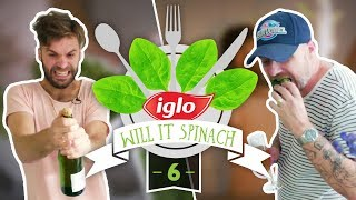 Super Snelle Spinoliebollen à la Jeukvogel & Koen - Will It Spinach #6 thumbnail