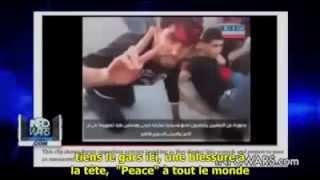 После обнаружения цели    Видео  Химическая мертвым в Сирии вставая со смертью и смеяться