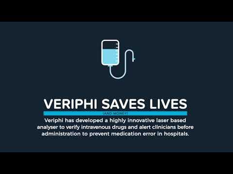Veriphi IV Drug Analyser Aims to Reduce IV Medication Error