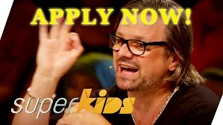 APPLY NOW for Season 2 of Superkids! | Superkids