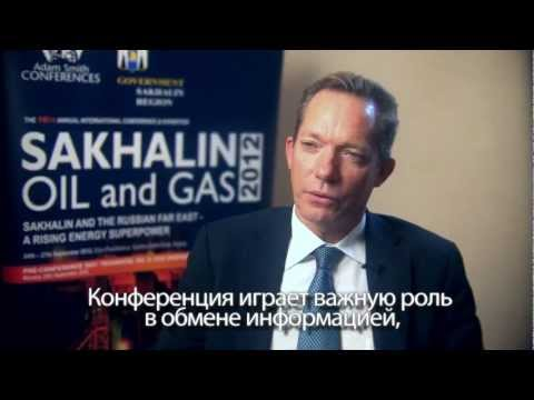 Interview with Glenn Waller, President, ExxonMobil Russia, Inc. at Sakhalin Oil & Gas 2012