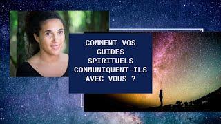 A quoi ressemble un MESSAGE des GUIDES SPIRITUELS