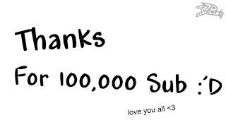 [JzBoy] 100,000 Subcribers! :'D