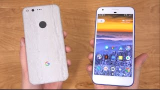 Google has released 2 variants of their latest flagship; the Pixel ...