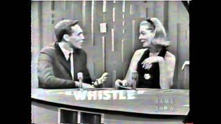 Lauren Bacall Hilarious Password Game Show Round