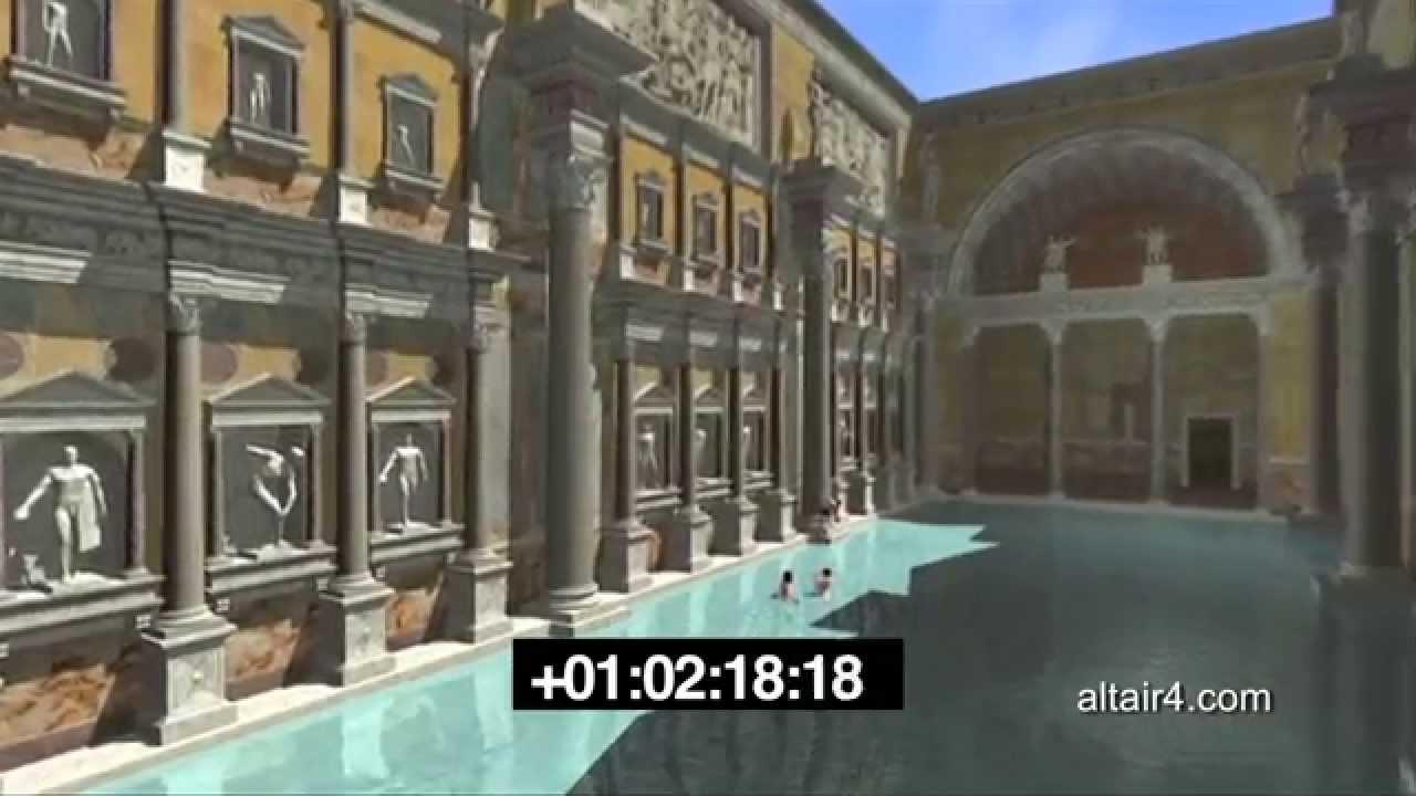 Baths Of Caracalla   YouTube