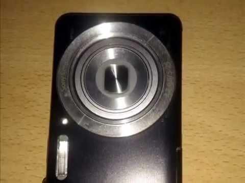 Sony Steady Shot Dsc-W710 Görünleri