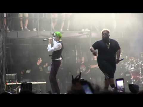G Eazy at Voodoo Fest-