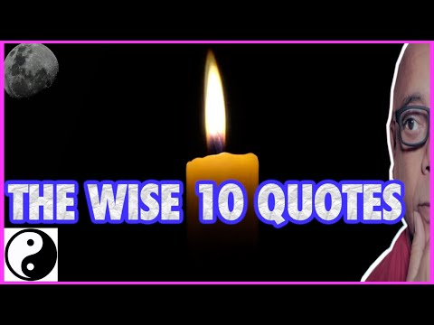 10 Inspirational Words of Wisdom Quotes and Sayings about Life and Success
