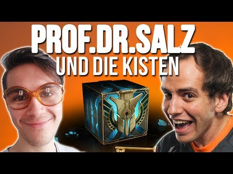 Antiquitätenhändler Prof.Dr.Salz   Hextech pack opening feat. Sola   Zeit für nen Gemstone!