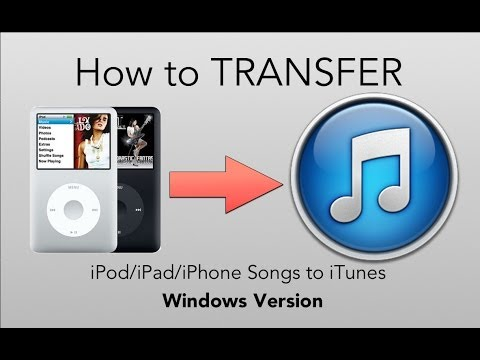 [how-to]-transfer-from-ipod-to-itunes-(windows)