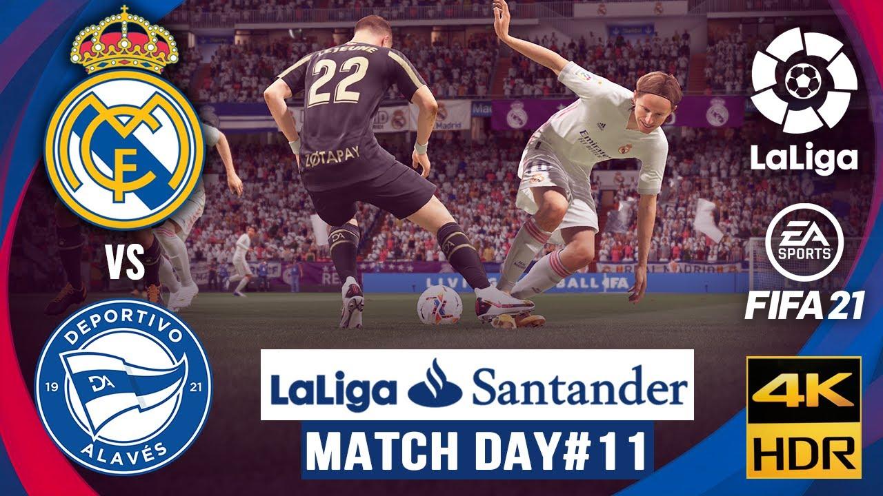 Deportivo Alaves vs. Real Madrid FREE LIVE STREAM (1/23/21 ...