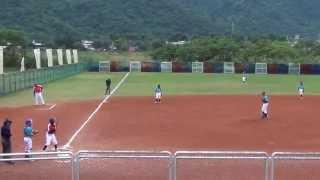 20131212第一屆台彩威力盃全國少棒錦標賽 新北市 VS 花蓮縣