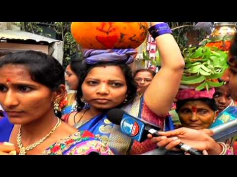 Secunderabad Ujjaini Mahankali Bonalu Celebrations || No.1 News
