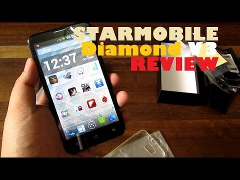 Starmobile Diamond V3 Review - Phablet With Quad-Core Processor & 12MP BSI Camera For PHP 8,990