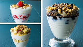 3 Healthy Dessert Recipes For Weight Loss