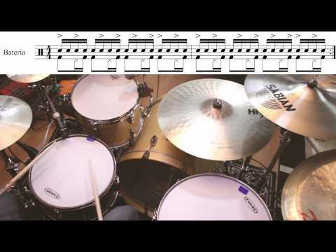 Samba Drum Rhythm