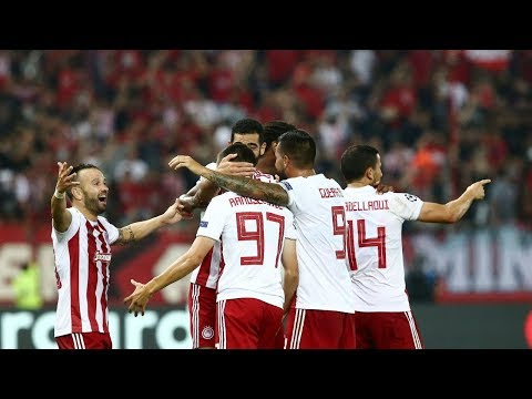 Highlights: Ολυμπιακός - Κράσνονταρ 4-0 / Highlights: Olympiacos - Krasnodar 4-0