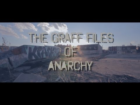 Graff Files Of Anarchy - FULL MOVIE (Philadelphia Graffiti Documentary)
