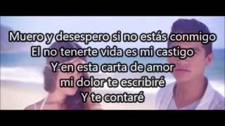 La Melodia Perfecta ft Gustavo Elis - Te Contare Remix - letra
