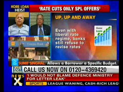 Speak Out India: Banks cut rates for new home loan borrowers - NewsX