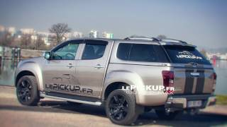 Pick-up ISUZU | D-max Crew Cab Limited Edition 1