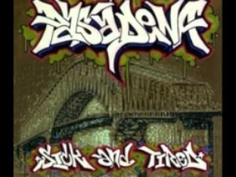 Pasadena - Rock Bottom  (Sick & Tired Album)